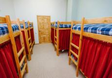 Хвоя (Лыжный Центр) - Бюджетные номера Спальное место на двухъярусной кровати в общем номере для женщин