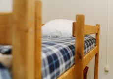 Хвоя (Лыжный Центр) - Бюджетные номера Спальное место на двухъярусной кровати в общем номере для мужчин и женщин