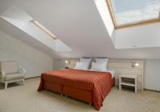 Пятый угол (В Центре) - Великолепное расположение Двухместный номер с 1 кроватью или 2 отдельными кроватями - Для курящих