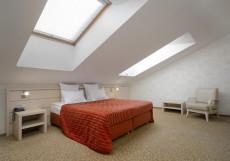 Пятый угол (В Центре) - Великолепное расположение Двухместный номер с 1 кроватью или 2 отдельными кроватями - мансарда