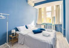 The 39 B&B (Казанский Вокзал) - Отличное Расположение Двухместный номер с 1 кроватью и общей ванной комнатой