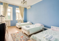 The 39 B&B (Казанский Вокзал) - Отличное Расположение Трехместный номер с общей ванной комнатой
