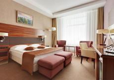 Виктория Олимп Отель и Бизнес-Центр Минск - Отличное Расположение Стандартный одноместный номер
