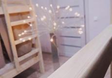 Новые Черемушки - Доступные Цены Спальное место на двухъярусной кровати в общем номере для мужчин