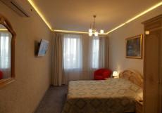 ТРОЙКА (Troyka) - Домашний Уют Стандартный двухместный номер с 1 кроватью