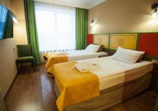 Комендантская Дача - Стильные Номера Стандартный двухместный номер с 1 кроватью или 2 отдельными кроватями