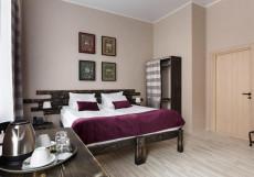 Резиденция Дашковой Улучшенный двухместный номер с 1 кроватью или 2 отдельными кроватями
