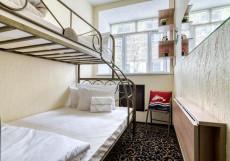 Винтерфелл Курский Вокзал - Отличное Расположение Стандартный двухместный номер с 1 кроватью