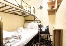 Винтерфелл Курский Вокзал - Отличное Расположение Бюджетный двухместный номер с 1 кроватью