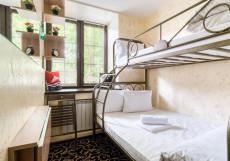 Винтерфелл Курский Вокзал - Отличное Расположение Стандартный двухместный номер с 2 отдельными кроватями