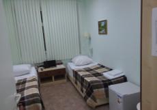 Покровка-48 (Эконом) Бюджетный двухместный номер с 2 отдельными кроватями