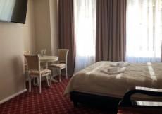 Апартаменты Гранд на Большом - Отличное Расположение Небольшой двухместный номер с 1 кроватью или 2 отдельными кроватями - Без окна