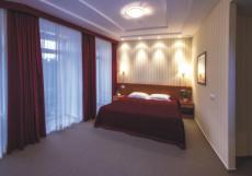 Park Hotel Стандартный двухместный номер с 1 кроватью