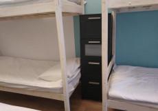 Ковчег (Дворцовая площадь) - Доступные Цены Односпальная кровать в общем номере