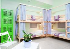 Friendhouse (В Центре) - Доступные Цены Кровать в общем номере (10-14 кроватей)