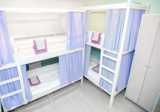 Friendhouse (В Центре) - Доступные Цены Кровать в общем номере (8 кроватей)