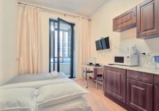 Happy Guests Hotel Domodedovo - Яркие Номера Апартаменты с балконом