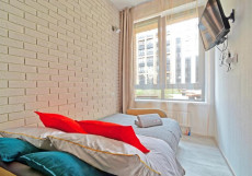 Happy Guests Hotel Domodedovo - Яркие Номера Апартаменты с душем