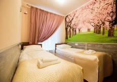 Усадьба На Елизарова (Невский Район) - Стильные Номера Улучшенные апартаменты с 1 спальней и кухней