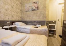 Усадьба На Елизарова (Невский Район) - Стильные Номера Стандартный двухместный номер с 1 кроватью или 2 отдельными кроватями и собственной ванной комнатой