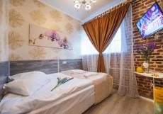 Усадьба На Елизарова (Невский Район) - Стильные Номера Стандартный двухместный номер с 1 кроватью и собственной ванной комнатой