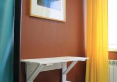 Арт Хостел Ван Гог (Павшино) - Яркий Дизайн Кровать в общем номере для мужчин