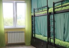 Арт Хостел Ван Гог (Павшино) - Яркий Дизайн Спальное место на двухъярусной кровати в общем номере для мужчин и женщин