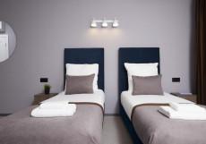 Вау Эрмитаж | м. Невский Проспект | Wi-Fi Небольшой уютный номер с 2 односпальными кроватями