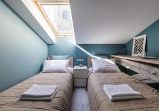Centeral Hotel (Тверской Район) - Стильные Номера Двухместный номер с 2 отдельными кроватями
