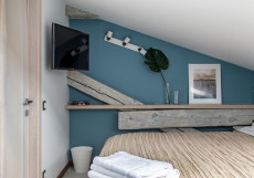 Centeral Hotel (Тверской Район) - Стильные Номера Двухместный номер с двуспальной кроватью и дополнительной кроватью