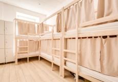 Centeral Hostel (В Центре) - Доступные Цены Верхнее спальное место в 14-местном общем номере для мужчин и женщин