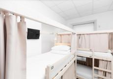 Centeral Hostel (В Центре) - Доступные Цены Верхнее спальное место в общем шестиместном номере для мужчин и женщин