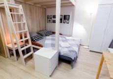 Centeral Hostel (В Центре) - Доступные Цены Номер-студио с кроватью размера