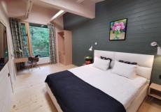 Дом Отдыха Серебряный Век (на берегу Оки) Бунгало с 2 спальнями