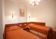 Дом Отдыха Серебряный Век (на берегу Оки) Улучшенный двухместный номер с 2 отдельными кроватями