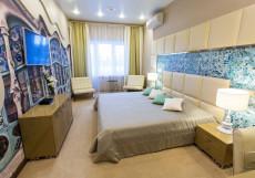 Бутик Отель Ветряков - Стильные Номера Улучшенный двухместный номер с 1 кроватью