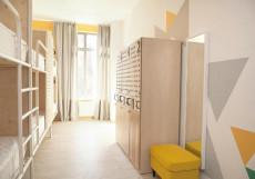 Netizen | Нетизен (Курский Вокзал) - Доступные Цены Кровать в общем 6-местном номере