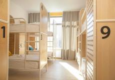Netizen | Нетизен (Курский Вокзал) - Доступные Цены Кровать в общем номере для мужчин и женщин с 10 кроватями