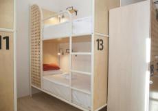 Netizen | Нетизен (Курский Вокзал) - Доступные Цены Кровать в общем женском номере с 14 кроватями