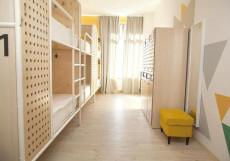 Netizen | Нетизен (Курский Вокзал) - Доступные Цены Кровать в общем 6-местном номере для женщин