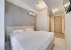 Минима Аэропорт - Стильные Номера Улучшенный двухместный номер с 1 кроватью
