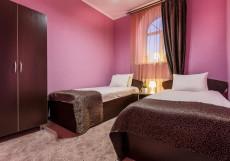 Элио - Уютное Место Для Отдыха Двухместный номер с 2 отдельными кроватями