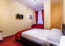 Элио - Уютное Место Для Отдыха Улучшенный двухместный номер с 1 кроватью