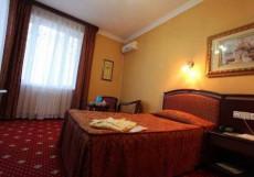 АЗИЯ САМАРКАНД (В Центре) - Узбекская Кухня Стандартный номер с двуспальной кроватью