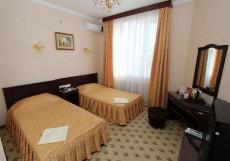 АЗИЯ САМАРКАНД (В Центре) - Узбекская Кухня Стандартный номер с 2 отдельными кроватями