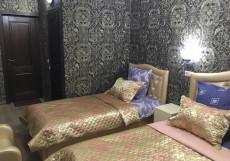 Otel Uyut M.Z - Уют М.З - Домашняя Атмосфера Трехместный номер с собственной ванной комнатой