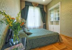 АТРИУМ (В Центре) - Стильные Номера Апартаменты с 2 спальнями
