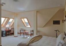 Алсей Красноярск (Река Енисей) - Стильные Номера Стандартный двухместный номер с 1 кроватью или 2 отдельными кроватями