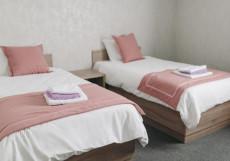 #ИВАНОВООТЕЛЬ   ИВАНОВООТЕЛЬ - Стильные Номера Стандартный двухместный номер с 2 отдельными кроватями