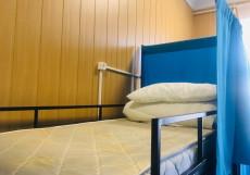 Travel Inn Красные ворота (Казанский Вокзал) - Доступные Цены Кровать в общем номере для мужчин и женщин с 10 кроватями
